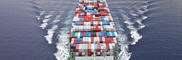 El comercio español de contenedores en diciembre 2020 aumenta ligeramente en comparación con el año pasado